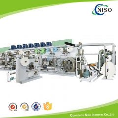 Big Waist Band Laminated Diaper Machine