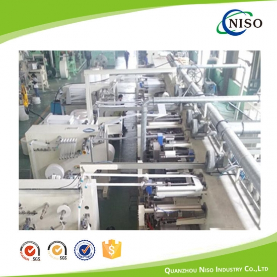 Professional Full Servo Adult Diaper Machine