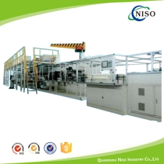 Full servo type Under Pad Machine