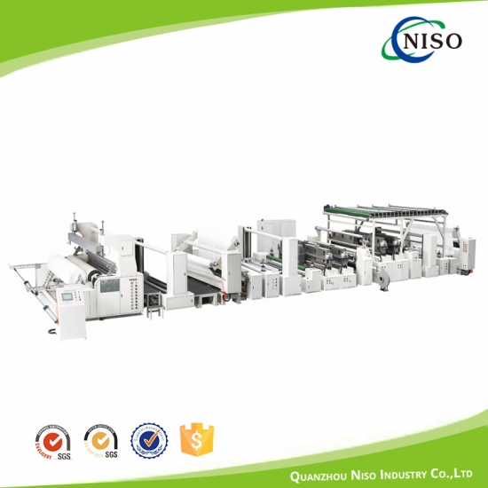 LE-230-CCM Diaper Full Automatic Core Compound Machine