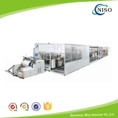 Full Automatic Diaper Core Compound Machine