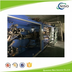 second hand full automatic adult diaper machine